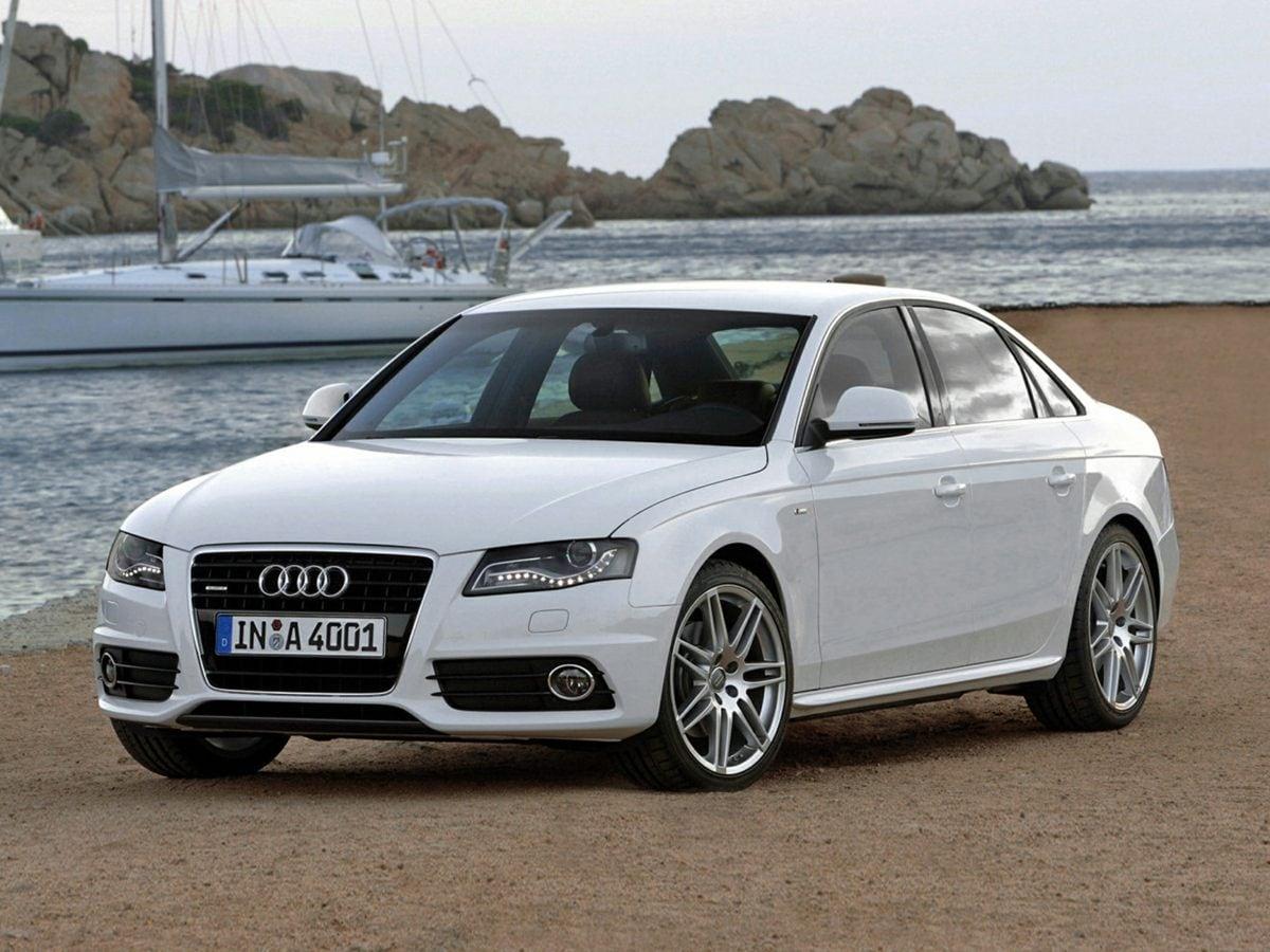 Audi Richfield Buying A Used Audi A T Prestige Sedan Key - Audi a4 used