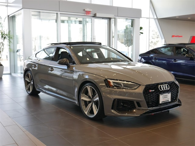 New 2019 Audi RS 5 2.9T Sportback for sale near Milwaukee