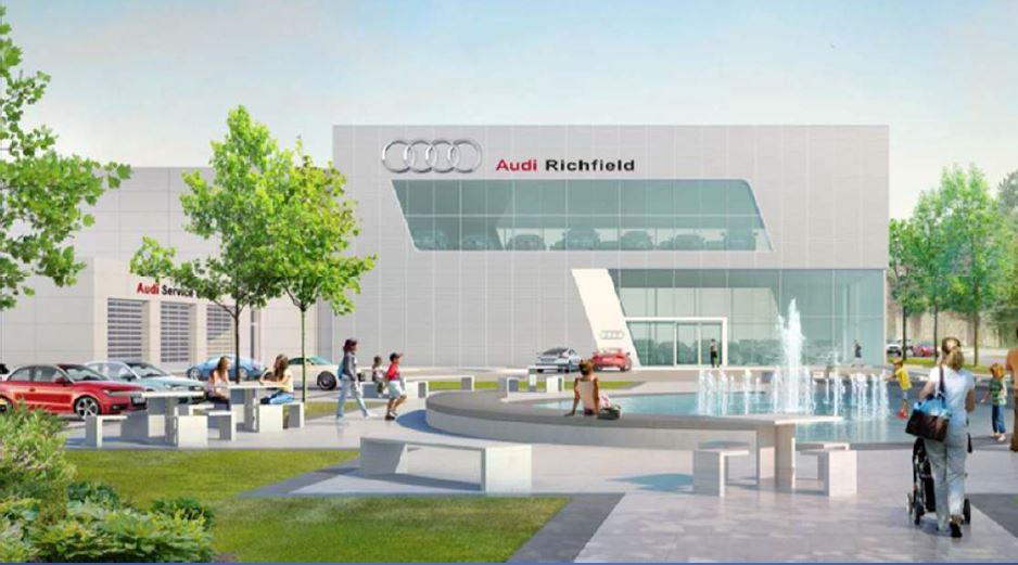 Audi Richfield Brand New Audi Dealership To Open In Richfield MN - Plaza audi