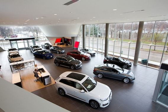 About Audi Richfield In Richfield MN Richfield Audi Dealership - Audi milwaukee