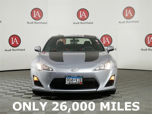 Used 2016 Scion FR-S  with VIN JF1ZNAA15G8705058 for sale in Richfield, Minnesota