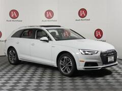2018 Audi A4 allroad 2.0T Prestige Wagon
