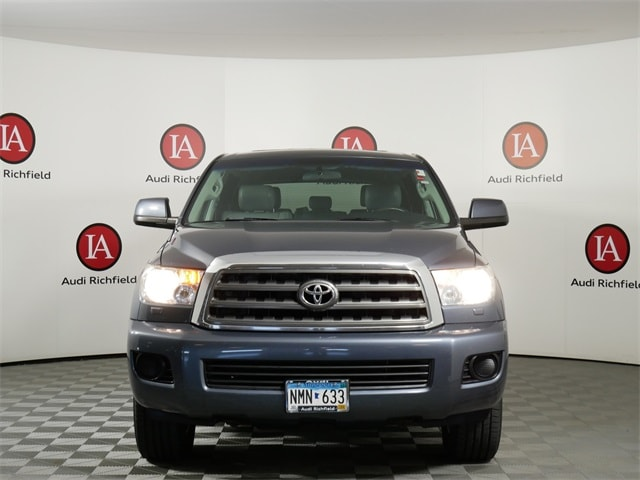 Used 2009 Toyota Sequoia SR5 with VIN 5TDBT64A99S001132 for sale in Richfield, Minnesota