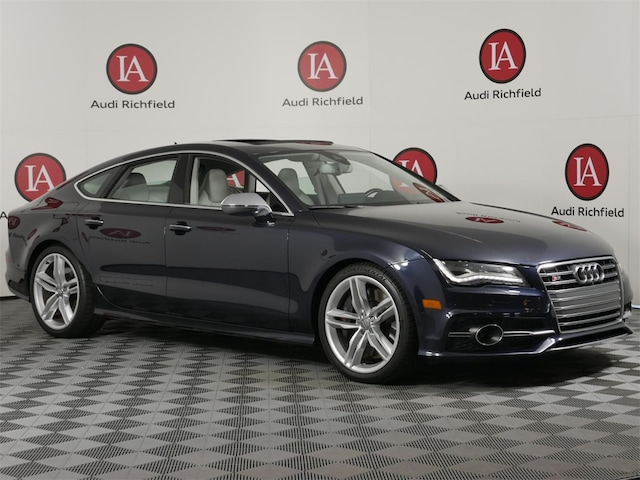Used Audi S For Sale Richfield MN New Used Audi Dealer - Audi s7 for sale