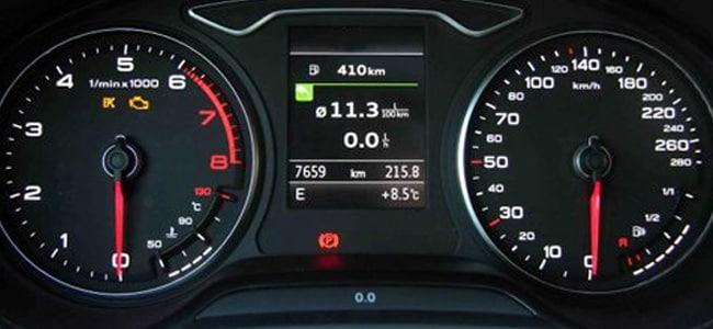 Understanding Audi's Service and Maintenance Lights | Audi