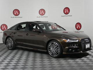 2018 Audi A6 3.0T Prestige Sedan