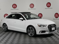 New 2018 Audi A3 2.0T Premium Sedan for sale near Milwaukee, WI