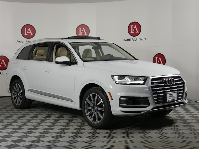 New 2019 Audi Q7 3.0T Premium Plus SUV for sale near Milwaukee in Brown Deer, WI