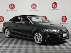New 2018 Audi A3 2.0T Tech Premium Cabriolet for sale near Milwaukee, WI