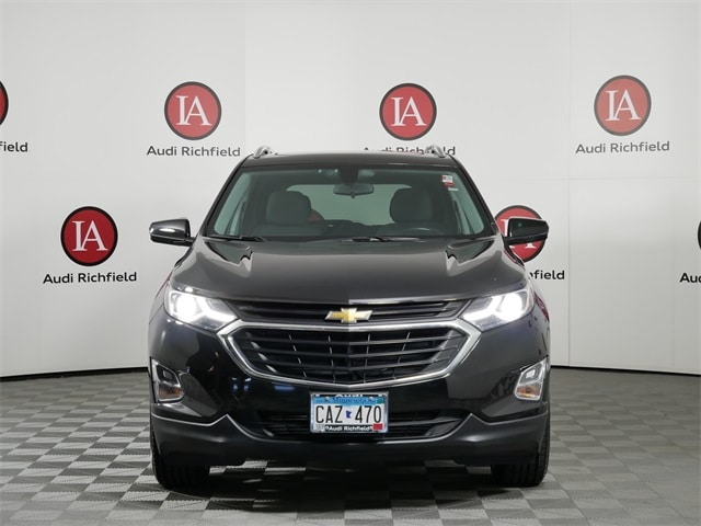 Used 2019 Chevrolet Equinox LT with VIN 2GNAXVEX8K6148756 for sale in Richfield, Minnesota
