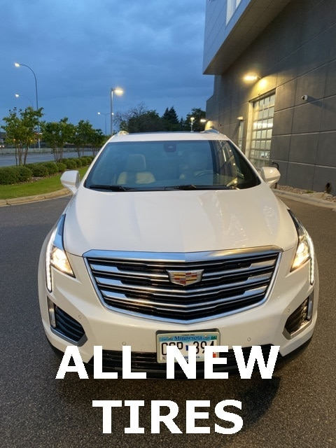 Used 2019 Cadillac XT5 Luxury with VIN 1GYKNDRS2KZ156605 for sale in Richfield, Minnesota