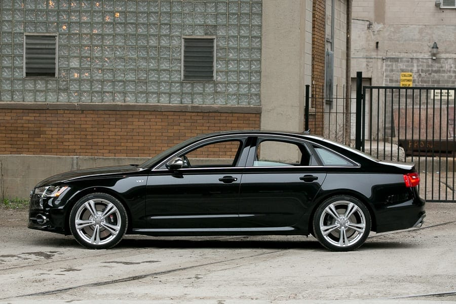 Audi Richfield 2014 Audi S6 4 0t Prestige Sedan Safety
