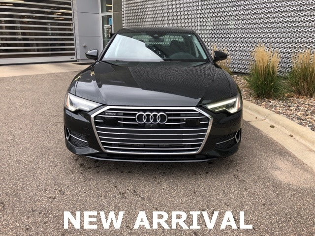 Used 2020 Audi A6 Premium Plus with VIN WAUE8AF23LN057553 for sale in Richfield, Minnesota