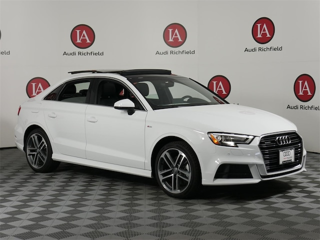 New Audi A For Sale Richfield MN Serving Minneapolis St - 2018 audi a3 msrp