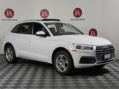 New 2018 Audi Q5 2.0T Tech Premium SUV J2218535 WA1ANAFY8J2218535 for sale near Milwaukee