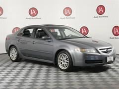 2004 Acura TL Base Sedan