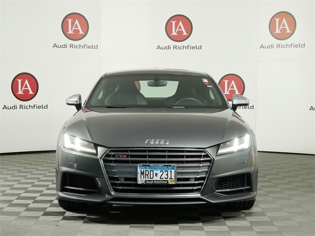 Used 2017 Audi TTS Coupe  with VIN TRUC1AFVXH1004474 for sale in Richfield, Minnesota