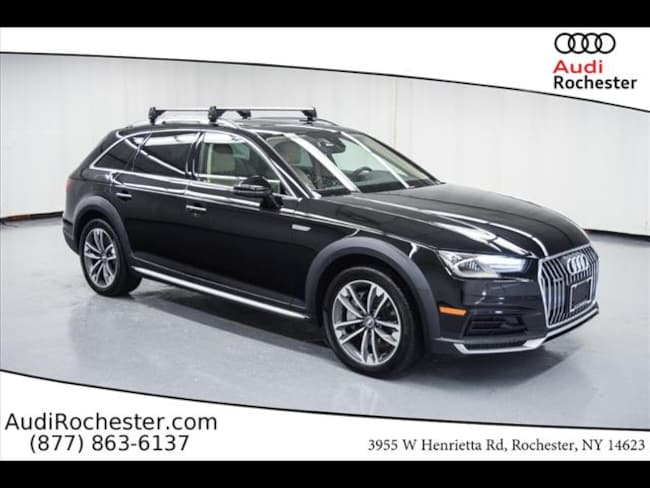 Certified Used 2018 Audi A4 allroad 2.0T Premium Wagon in Rochester NY