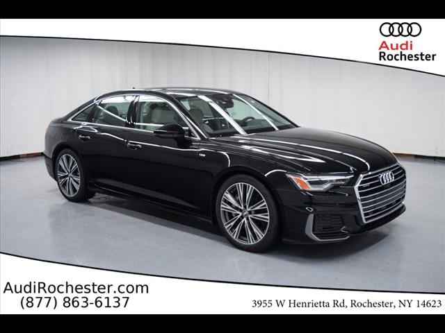 New 2019 Audi A6 3.0T Premium Sedan in Rochester, NY