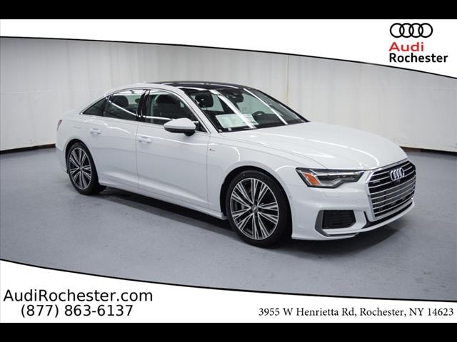 New 2019 Audi A6 3.0T Premium Plus Sedan in Rochester, NY