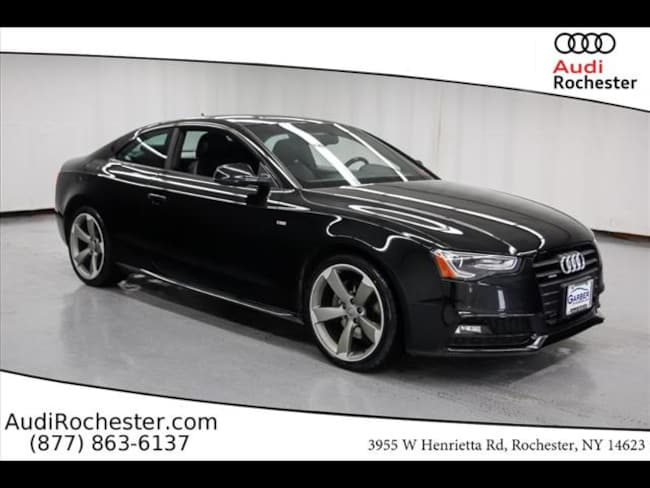 Used 2016 Audi A5 2.0T Premium Coupe in Rochester