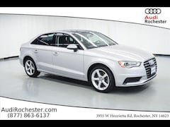 Pre-Owned 2015 Audi A3 2.0T Premium (S tronic) Sedan in Rochester, NY