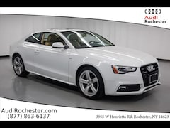 Pre-Owned 2015 Audi A5 2.0T Premium (Tiptronic) Coupe in Rochester, NY