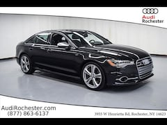 Pre-Owned 2013 Audi S6 4.0T Prestige (S tronic) Sedan in Rochester, NY