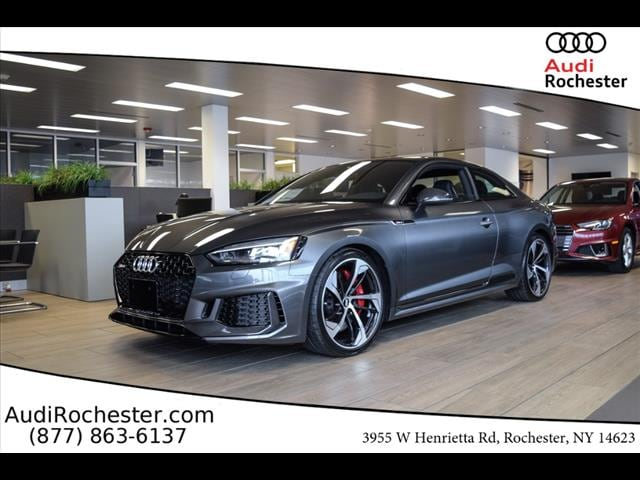 New 2019 Audi RS 5 2.9T Coupe in Rochester, NY