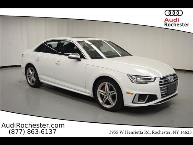 New 2019 Audi S4 3.0T Premium Sedan in Rochester, NY