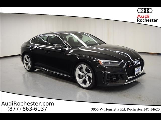 New 2019 Audi RS 5 2.9T Sportback in Rochester, NY