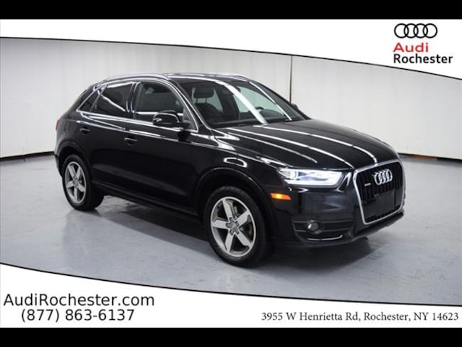 Certified Used 2015 Audi Q3 2.0T Premium Plus (Tiptronic) SUV in Rochester NY