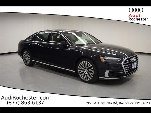 New 2019 Audi A8 L 3.0T Sedan in Rochester, NY