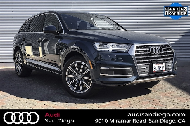 Certified Used Audi Q T Premium For Sale At Audi San Diego - Audi suv used