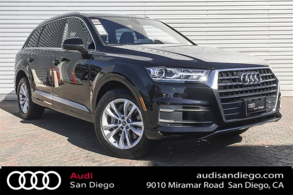 San Diego Audi >> New Audi Q7 In San Diego Ca Inventory Photos Videos Features