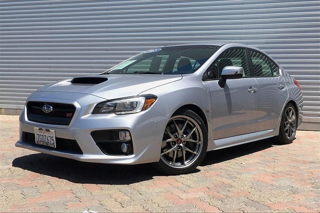 Used 2015 Subaru WRX For Sale at Audi San Diego | VIN: JF1VA2S64F9808345