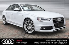 2015 Audi A4 2.0T Premium (Multitronic) Sedan