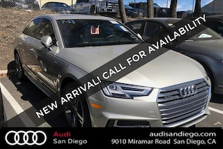San Diego Audi >> Certified Pre Owned Audi Inventory For Greater San Diego