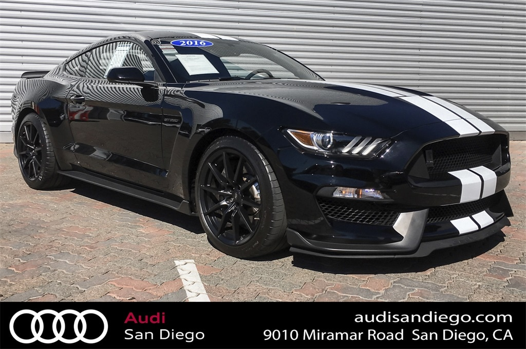 2016 Ford Shelby GT350 Base Coupe