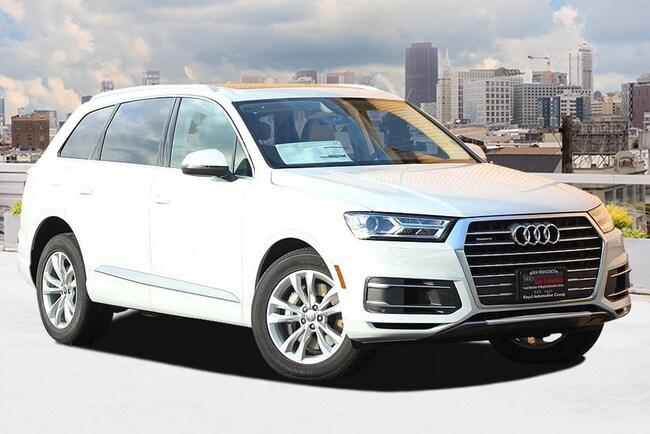 New 2019 Audi Q7 For Sale San Francisco Ca Vin Wa1aaaf74kd011472