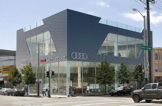 Audi San Francisco >> About Audi San Francisco New Audi And Used Car Dealer
