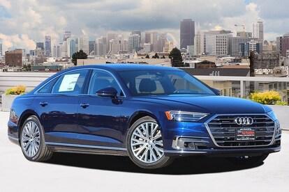 Audi San Francisco >> New 2019 Audi A8 For Sale San Francisco Ca Vin