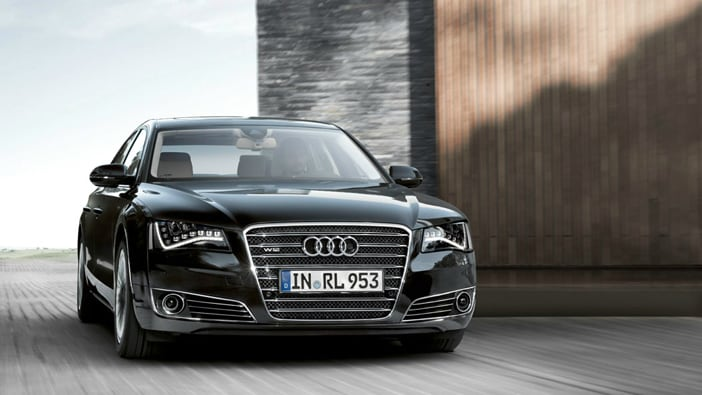 The 2012 Audi A8 L W12 Luxury In Grand Style Audi San Francisco