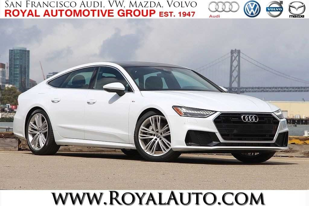 Audi San Francisco >> New 2019 Audi A7 For Sale San Francisco Ca Vin