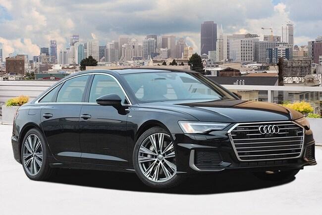New 2019 Audi A6 For Sale San Francisco Ca Vin Waul2af24kn023709