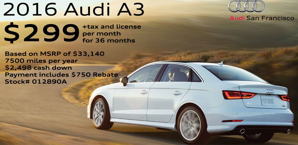 Audi San Francisco Vehicles For Sale In San Francisco CA - Audi sf