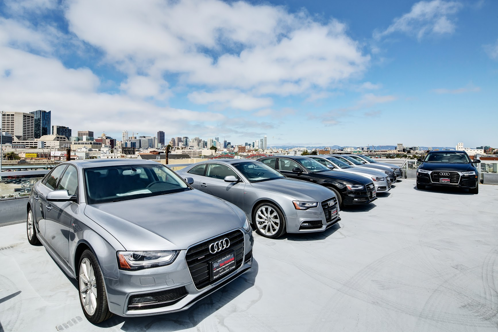Audi San Francisco New Audi Dealership In San Francisco CA - Audi san francisco service