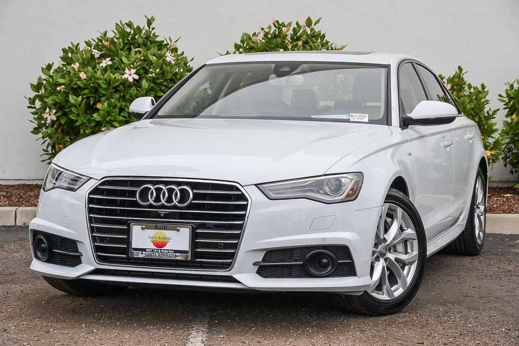 2017 Audi A6 2.0T Premium Sedan