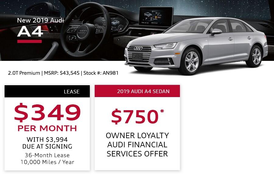 Audi Financial Services >> Audi Shrewsbury Monthly Lease Offers Audi Shrewsbury