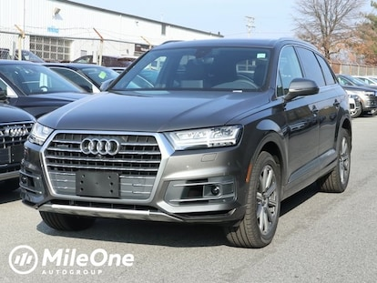 New 2019 Audi Q7 For Sale at Audi Silver Spring | VIN: WA1LABF71KD017373